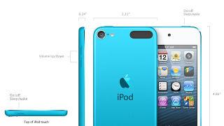 Как включить iPod a1199